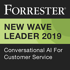 Forrester New Wave - Conversational AI For Customer Service