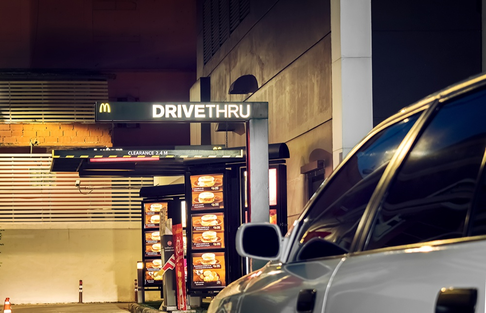 drive-through